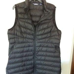 Land's End ultralight packable down vest ..sz Xl